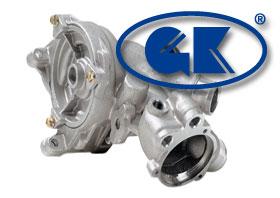Dass die GK Wasserpumpen von AUTEX in Punkto Qualität, Zuverlässigkeit und Haltbarkeit erstklassig sind, hat sich längst in allen Kundenkreisen, die sich professionell mit Motorkühlung beschäftigen, herumgesprochen.